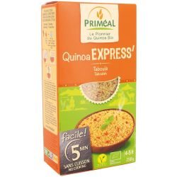 PRIMEAL QUINOA EXPRESS TABULE 250 GR PVPR 4,75