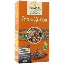 PRIMEAL TRIO DE QUINOA 500 GR PVPR 6,65