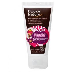 DOUCE NATURE KIDS DENTRIFICO FRUTOS ROJOS 50 ML