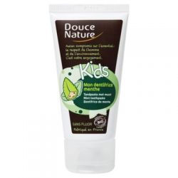 DOUCE NATURE KIDS DENTRIFICO DE MENTAMON 50 ML