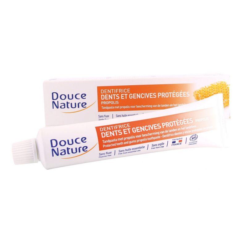 DOUCE NATURE DENTRIFICO PROTECCION DIENTES Y ENCIAS 75 ML