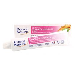 DOUCE NATURE DENTRIFICO ENCIAS SENSIBLES 75 ML