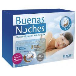 ELADIET BUENAS NOCHES 60 COMP PVPR 16,95