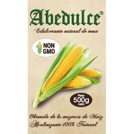 ABEDULCE SYLITOL GMO FREE LATA 500GR
