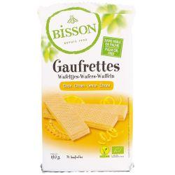 BISSON GAUFRETTES LIMON 190 GR