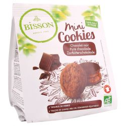 BISSON MINI COOKIES CHOCOLATE NEGRO