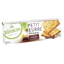 BISSON PETIT BEURRE PEPITAS DE CHOCOLATE 150 GR