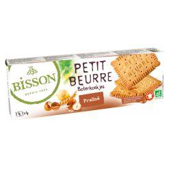 BISSON PETIT BEURRE PRALINE 150 GR