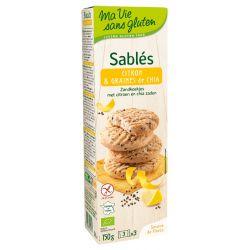 MVSG SABLES LIMON & SEMILLAS DE CHIA 150 GR