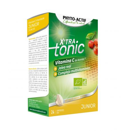 PHYTOACTIF X'TRATONIC JUNIOR ECO 24 MAST