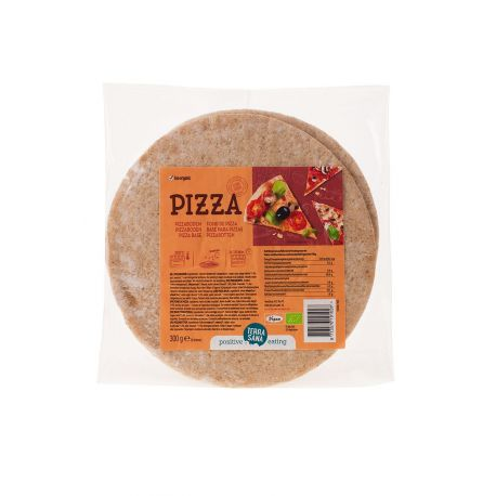 BASES PARA PIZZAS (2 UDS.)