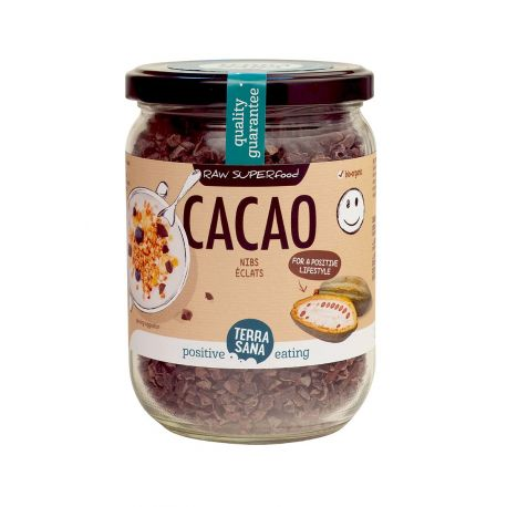 VIRUTAS DE CACAO RAW 230G