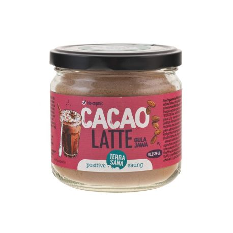 LATTE  CACAO GULA JAWA 200G