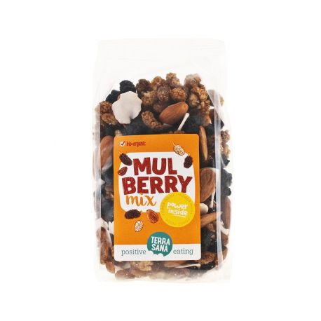 SNACK MIX MULBERRY 175G