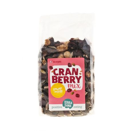 SNACK MIX CRANBERRY 175G