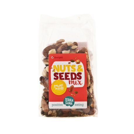 SNACK MIX NUTS & SEEDS 175G