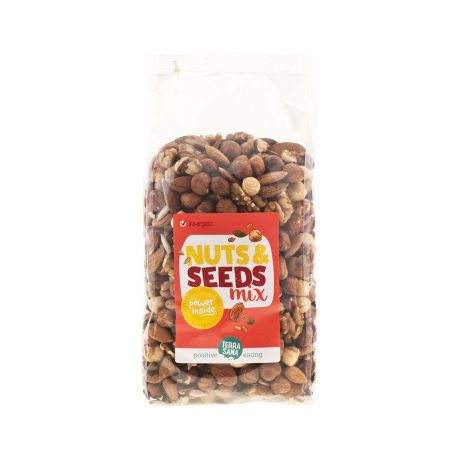 SNACK MIX NUTS & SEEDS 700G