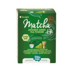 TerraSana Matcha Premium - Té verde en polvo 30g