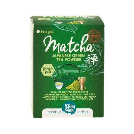 JP TÉ MATCHA PREMIUM - EN POLVO 30G