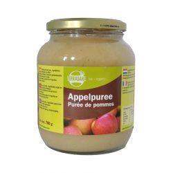 TerraSana Puré de manzana 700g