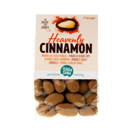 HEAVENLY CINNAMON / ALMENDRAS-CHOCO-CANELA 150G