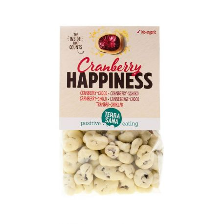 CRANBERRY HAPPINESS / ARÁNDANO-CHOCO 150G