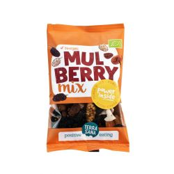 SNACK MIX MULBERRY 45G