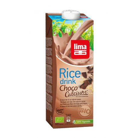 LIMA BEBIDA ARROZ CON CHOCOLATE 1L