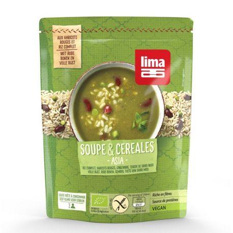 LIMA SOPA & CEREALES ASIA 500ml