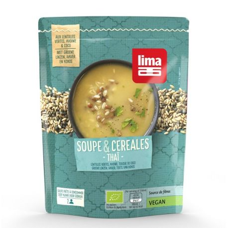 LIMA SOPA & CEREALES THAI 500ml
