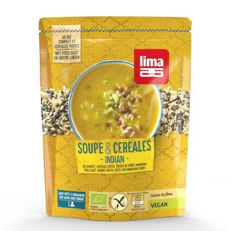 LIMA SOPA & CEREALES INDIOS 500ml