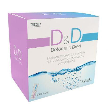 DETOX & DREN 20 SOBRES