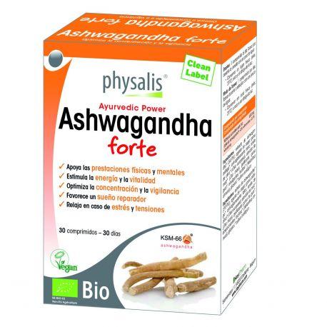 ASHWAGANDHA FORE BIO 30 COMP