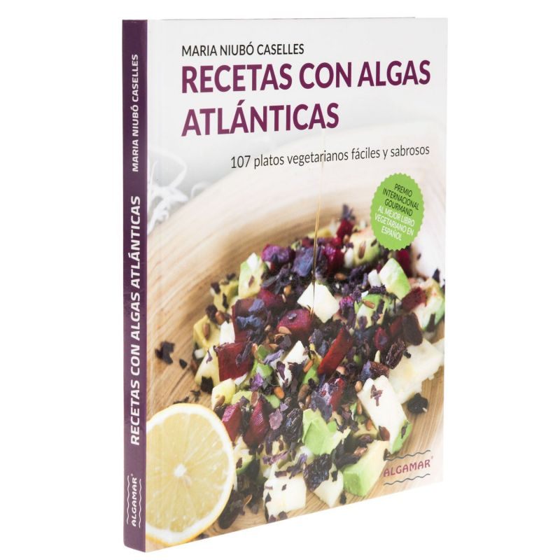 LIBRO ALGAS DE GALICIA, ALIMENTO Y SALUD