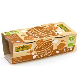 DANIVAL CREMA DE AVELLANA Y CARAMELO 2X110 G