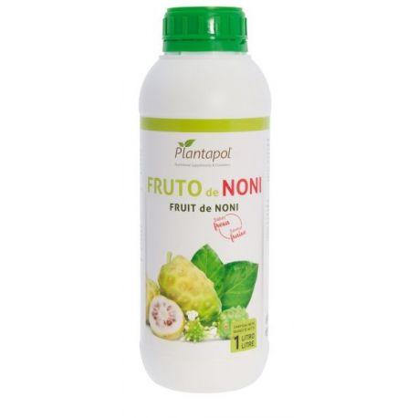 FRUTO DE NONI SABOR FRESA 1 L.