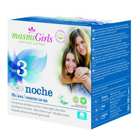 GIRLS COMPRESA NOCHE 10 UN