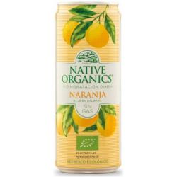 NATIVE ORGNICS NARANJA 24X330 ML