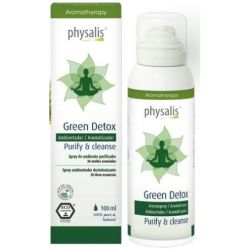 PHYSALIS AMBIENTADOR GREEN DETOX BIO 100 ML