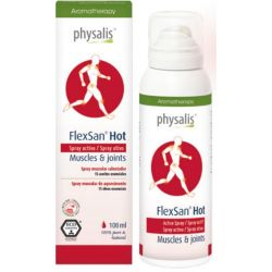 PHYSALIS AMBIENTADOR FLEXSAN HOT BIO 100 ML