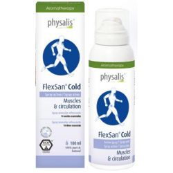 PHYSALIS AMBIENTADOR FLEXSAN COLD BIO 100 ML