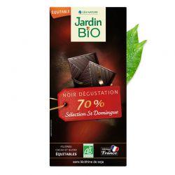 CHOCOLATE 70% DE CACAO 100GR