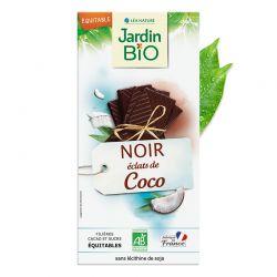 CHOCOLATE NEGRO CON COCO 100GR