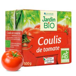 TOMATE COULIS 500 GR
