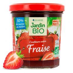 JARDIN BIO MERMELADA DE FRESAS 320GR PVPR 4,32