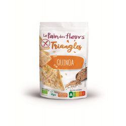 PAN DE FLORES SPECIAL TRIANGULOS DE QUINOA 50 GR