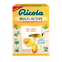 RICOLA MULTI ACTIVE MIEL Y LIMON 51 GR