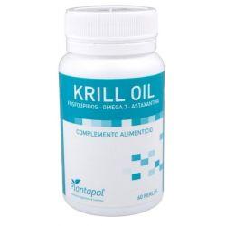 KRILL OIL 60 PERLAS
