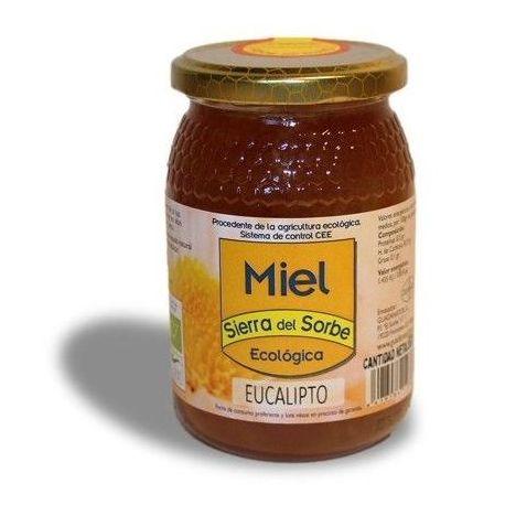 SIERRA DEL SORBE MIEL ECOLOGICA DE EUCALIPTO 500 GR