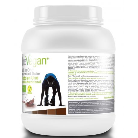 All in One Nutricional SHAKE CACAO